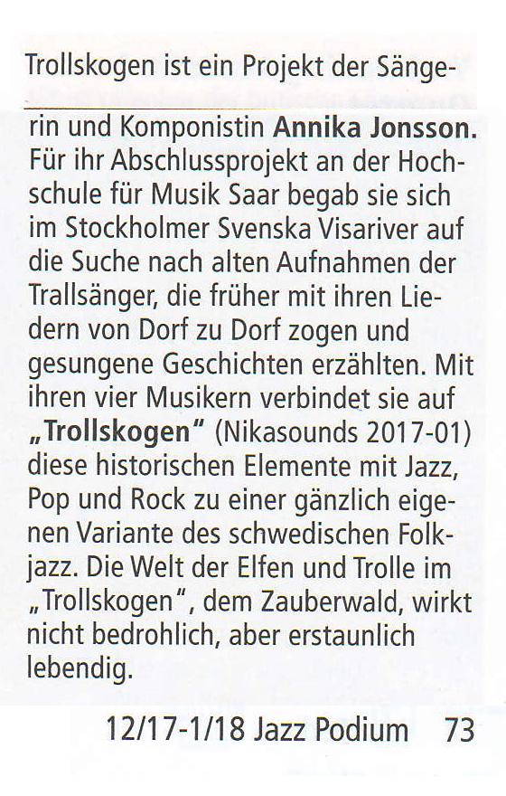 Jazzpodium