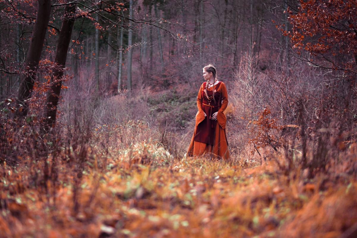 Viking Dress 16 - Foto by Ania Stozek
