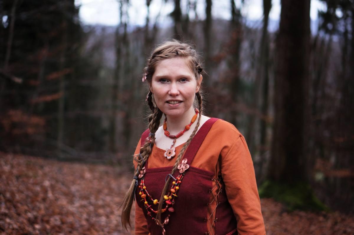 Viking Dress 20 - Foto by Ania Stozek